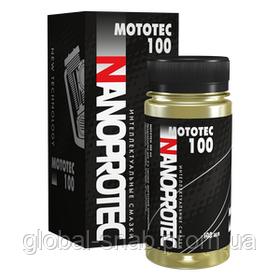 Присадка для двухтактных ДВС NANOPROTEC  МОТОТЕС 2