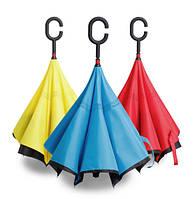 Антизонт Умный зонт Зонт наоборот Анбрелла Reverse Umbrella