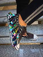 2390 Кеды Exclusive (под дорогой бренд). Материал: прочный обувной текстиль с дорогой фурнитурой. Рант подошвы