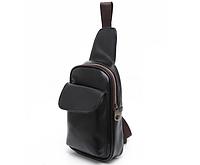 Мужская кожаная сумка. Модель 61244, фото 7