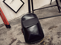 Мужская кожаная сумка. Модель 61244, фото 4