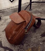 Мужская кожаная сумка. Модель 61244, фото 2