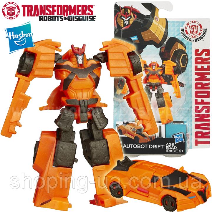 Трансформер Роботс-ин-Дисгайс Autobot Drift Hasbro B4684