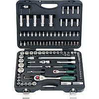 Набор инструментов Force 41082R-9 (108 предметов) 12-гранный