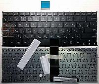 Клавиатура для ноутбука Asus F200CA F200LA F200MA R202CA R202LA X200CA X200LA X200MA (раскладка RU, черный)