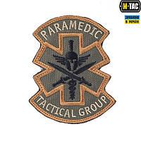 Нашивка M-Tac Paramedic, фото 1