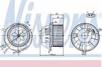 Моторы печки AUDI Q3 (8U) 2.0 TDI