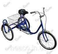 """Велосипед для подростков с ДЦП """"Генерал"""""""