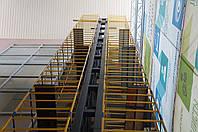 Вышка тура от МГК Вирамакс 1,2х2,0 м., высота рабочей зоны - 21,8м