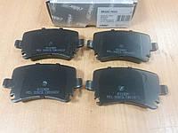"""Колодки тормозные задние на VW CADDY III 1.4-2.0 2004>, PASSAT, AUDI, SKODA, """"RIDER"""" RD.3323.DB1622 - Венгрия"""