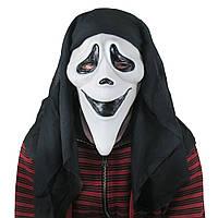 Карнавальная маска резиновая Крик Улыбается