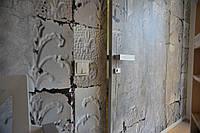 Скрытые двери Полуматовая покраска