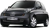 Коврики на Nissan Micra IV K13 (2010--)