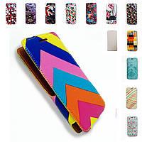 Чехол для Wiko Rainbow Lite 4G (индивидуальные чехлы под любую модель телефона)