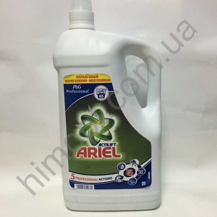 Гель для стирки Ariel Actilift универсальный 4,55 л