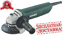 Угловая шлифмашина (Болгарка) Metabo W720-125мм (606726000) Опт и розница