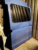 Дверь боковая сдвижная правая низ стекло Renault Master II 1998-2010