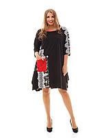 Красивое женское платье больших размеров ДОРОТИ, фото 1