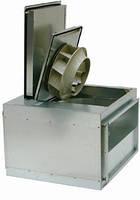 Вентилятор Systemair RSI 70-40L3 для прямоугольных каналов, фото 1