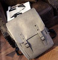 Мужской кожаный рюкзак. Модель 61246, фото 4