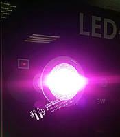 Светодиодная фитолампа Luxe 15 W, E27 для растений и рассады PAR37, фото 1