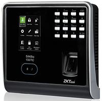 Биометрическая система по лицам ZKTeco SilkBio100TC, фото 1