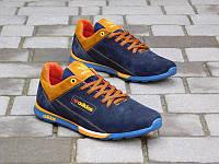 Кроссовки мужские adidas, замш, размеры 40,41,42,43,44,45