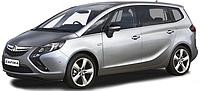 Коврики на Opel Zafira Tourer C (2012--)