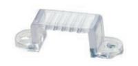Крепеж к стене Lemanso LD137 для LED ленты 5050 220V