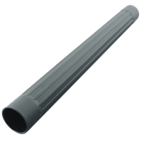 Пластмассовая всасывающая труба D=50 мм  139432