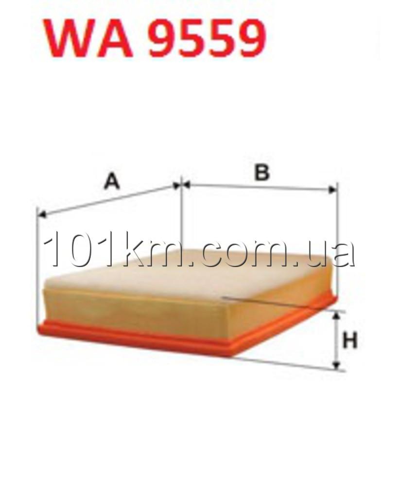 Фильтр воздушный WIX WA9559 (AP090/6)