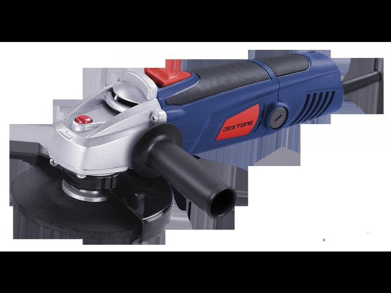 Угловая шлифовальная машина DEXTONE DXAG-800
