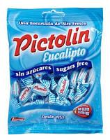 Карамель со вкусом мяты и эвкалипта без сахара, Pictolin