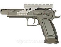 Пистолет пневматический KWC KMB-89AHN Tanfoglio Gold Custom Blowback
