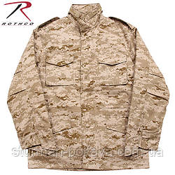 Куртка M-65 цвет  DESERT DIGITAL (ROTCHO) США