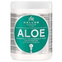 Увлажняющая маска для волос Kallos Aloe с экстрактом алоэ вера 1000мл (Венгрия)