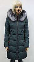 Женская Куртка-Пуховик теплая M17-83