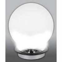 Торшер настольный шар (лампа торшер шар) белый 1*E27 ,Buko