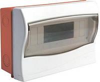 Щиток под автоматы (щит распределительный электрический) на 9 модулей скрытый,Mutlusan