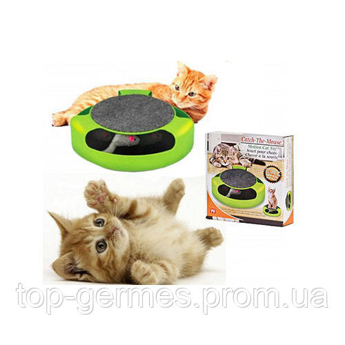 """Игрушка для кошек """"поймай мышку"""", фото 1"""