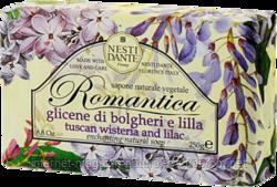 Итальянское мыло Nesti Dante Глициния и сирень