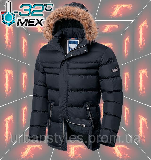 Куртки зимние мужские с мехом