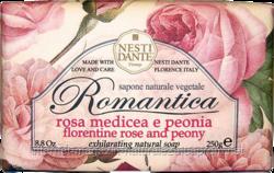 Мыло Nesti Dante Флорентийская Роза и Пионы