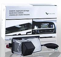 Камера заднього виду Falcon SC22HCCD (Nissan Livina, Genesis, GT-R)