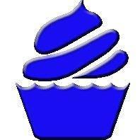 Фарба водорозчинна Новотон - Блакитний