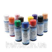 Краска Kroma Kolors Airbrush Colors для аэрографа Brown