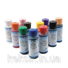 Краска Kroma Kolors Airbrush Colors для аэрографа Orange