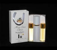 "Набор духов Travel Perfume Dior ""Miss Dior Cherie"" 3 в 1 15 мл"