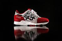 Кросівки чоловічі Asics Gel Lyte III 25TH ANNIVERSARY KOI (в стилі азикс) червоні