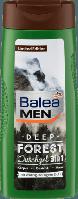 Гель для душа Balea Men 3in1 Deep Forest